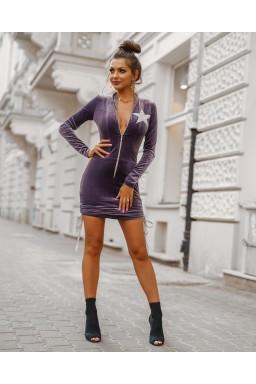 Sukienka Sport Star Gray by Provocativ