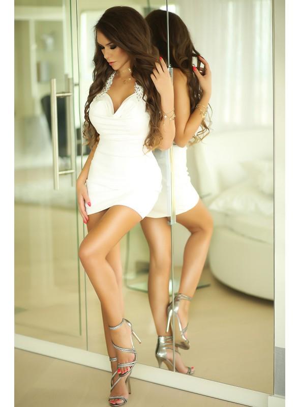 Sukienka Angel White by Provocativ