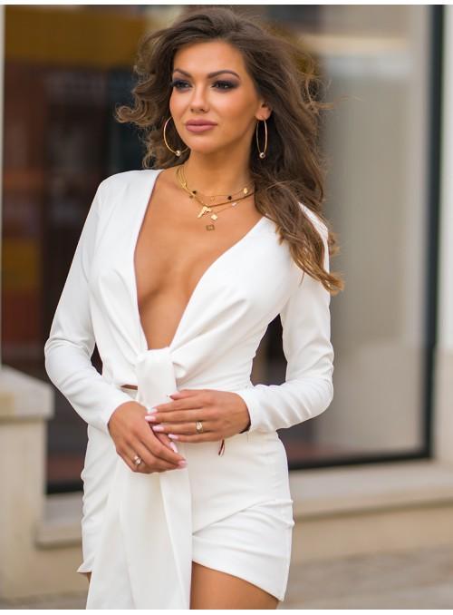 Sukienka Santorini White